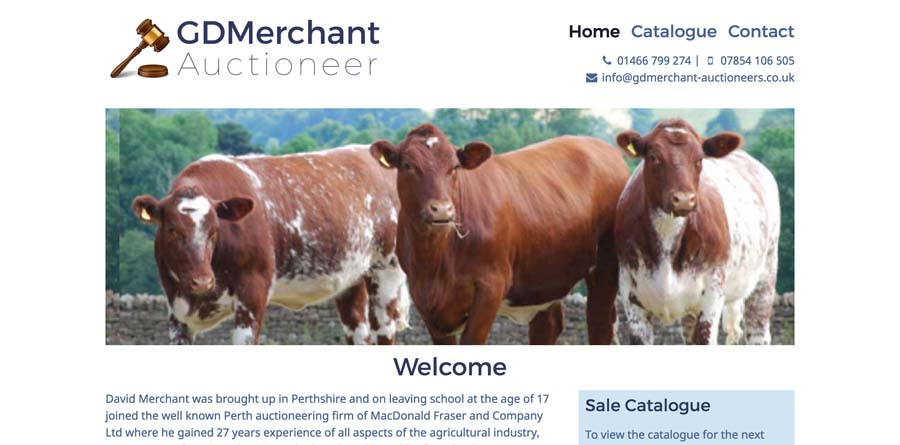 GDMerchant Auctioneers