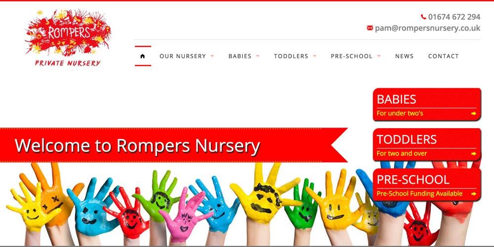 Rompers Nursery