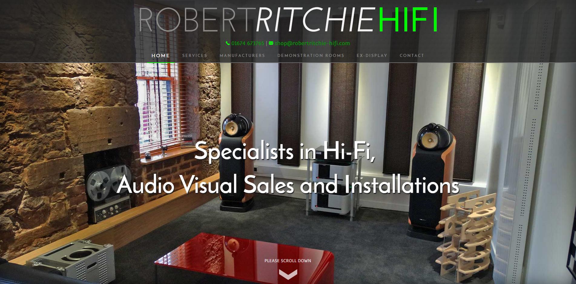Robert Ritchie HIFI