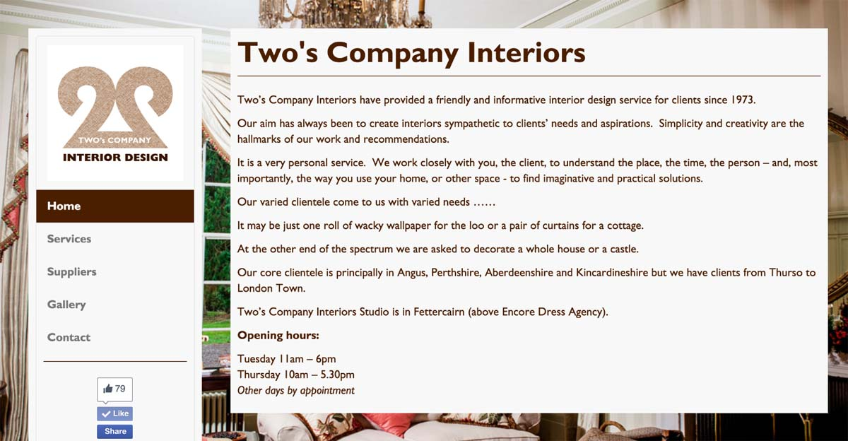 Two's Company Interiors