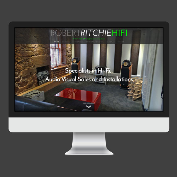 Robert Ritchie HIFI